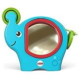 Fisher-Price GCM46 - Kleiner Elefanten Spiegel zum Spielen in der Bauchlage, Baby Spielzeug ab 3 Monaten