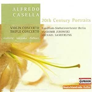 Violinkonzert/Tripelkonzert