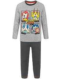 Yo-Kai Watch - Pijama Infantil con Personajes