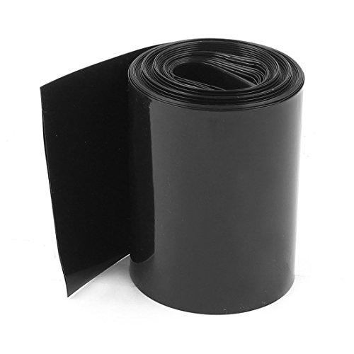sourcingmap-2mt-64mm-larghezza-pvc-termoretribile-copertura-tubo-nero-per-aa-batteria