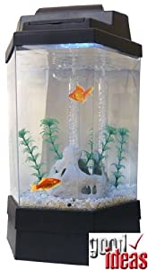 Mini Aquarium (773) - All you need for your first fish tank by Manufactured for Good Ideas