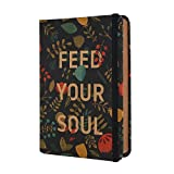 #7: InstaNote Feed Your Soul - Sketchbook for Artists - Hardbound Cover Indian Khakhi A6 112 Pages Inside