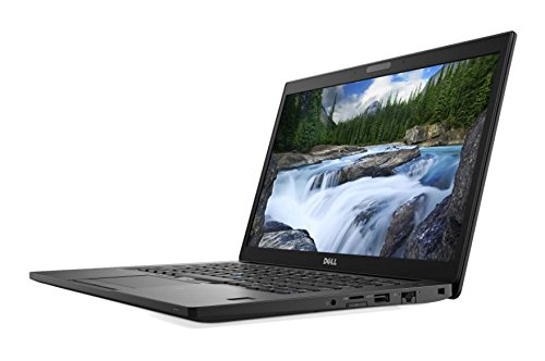 Dell Latitude 7490 i5 14 inch SSD Black