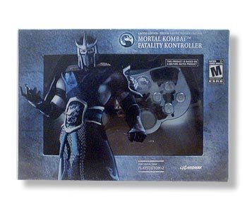 ty Kontroller--Sub-Zero for PS2 by Mortal Kombat Controller ()