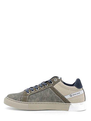 Gaudi , Chaussures de Running Compétition homme Dk taupe/