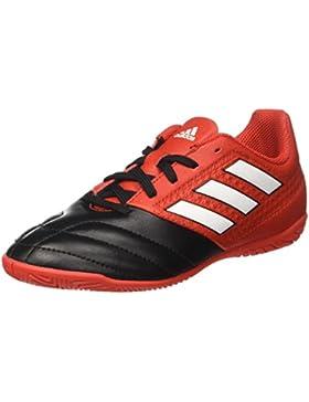 adidas Ace 17.4 In J, Botas de fútbol para Niños