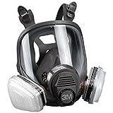 3M 6800 Full Facepiece Respirator Nose Mask