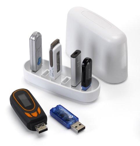 Exponent USB-Carrier/47001 weiß