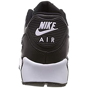 Nike Girls Air Max 90 Leather Running Shoes
