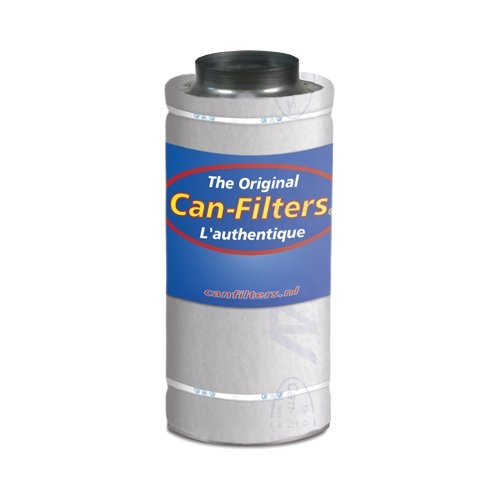 Filtre Anti-Odeur à Charbon 366 CAN Filters 700 m³/h (200mm)