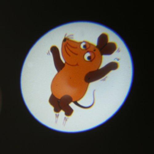 ANSMANN LED Kindertaschenlampe Projektionslampe Projektionsleuchte Mädchen pink - Lampe Projektor Geschenk für Kindergeburtstag etc. – geprüfte Materialien, hohe Kindersicherheit (Sendung mit der Maus) - 6
