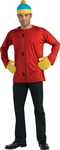 South Park Cartman Adult (Park South Kostüm Cartman)