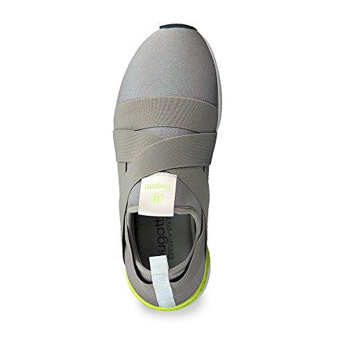 Bugatti Damen DY51606 Sneaker Grau