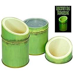 Matcha Dose Bambus Teedose Kaffeedose
