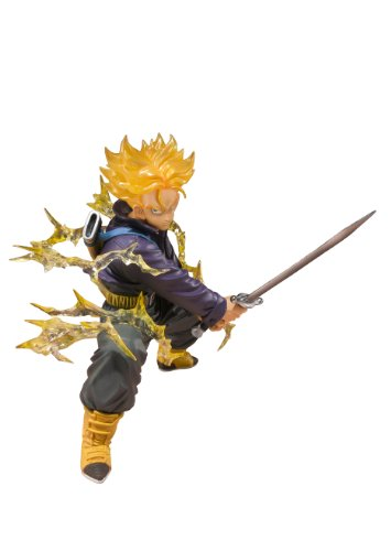 Figurine 'Dragon Ball Z' - Trunks Super Saiyan