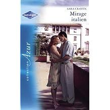 Mirage italien (Harlequin Azur)