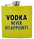 Island Dogs Wodka nie enttäuscht Fläschchen. Mit Wodka oder von Ihrem Lieblingsgetränk in der Tasche und nehmen Sie, wohin Sie gehen wollen.