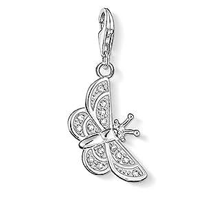 Thomas Sabo Charm Anhänger Silber 0455 Schmetterling