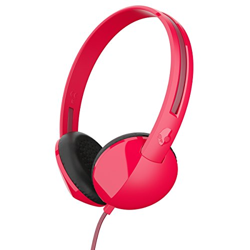 Skullcandy S5LHZ-J570 Anti Stereo Headphones Burgundy Red