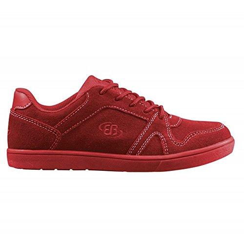 Brütting Domain, Sneakers Basses Mixte Enfant Rouge (Rot)