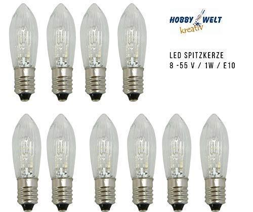 10 Stück LED...