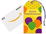 Buono Regalo Amazon.it - €50 (Bustina Compleanno)