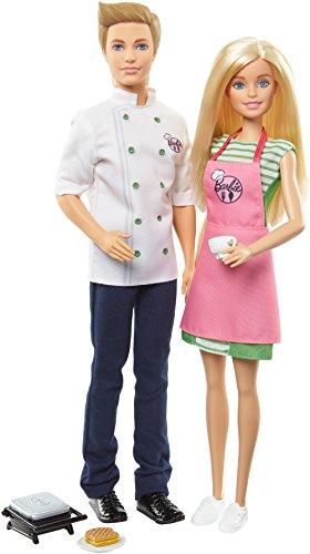 Barbie - Mobilier de Poupée Pique-Nique, FHP64