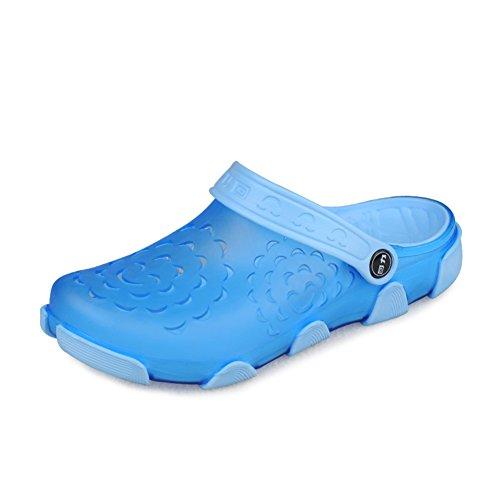 Loch loch männer sommer sandalen/Atmungsaktiver strand vor den hausschuhen F