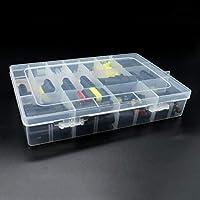 1-6 Pin Way Coche Conector de Cable eléctrico Coche Moto Terminal a Prueba de Agua Conector de Cable Enchufe Fusible Surtido Caja Kit