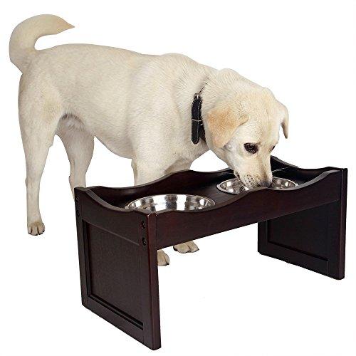 gamelle chien surélevée
