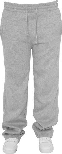 Urban classics pantalon de sport loose fit tB078 Gris - Gris