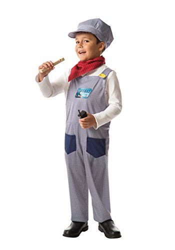 riends Conductor Accessory Dress Up Fancy Dress Costume Kit Standard ()