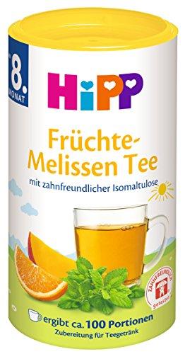 Hipp Tee Früchte Melisse, 200 g