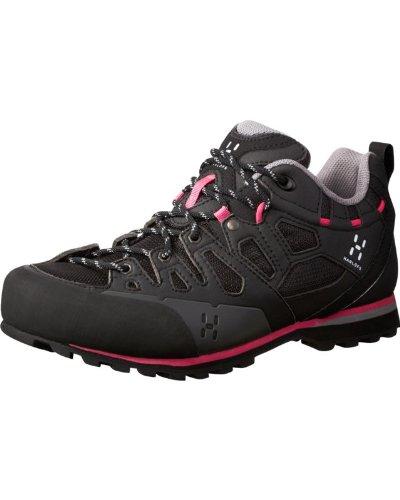 Crag Pink de Chaussures Astral femme Noir 2Fc Haglöfs randonnée 491410 Q True Black 6dq6wg