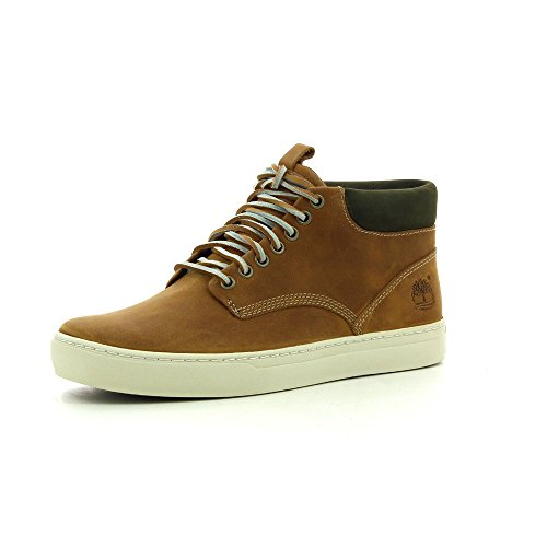 Timberland Earthkeepers Adventure Pantofole, Uomo, Marrone (Chukka Red Wheat), 43