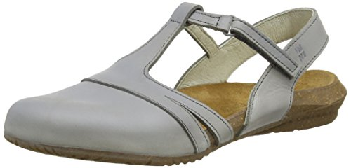 El Naturalista Wakatua Nd72, Sandales Femme Gris (Grey)