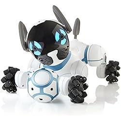 WowWee Chip - Juguete perro robótico, color blanco (0805)