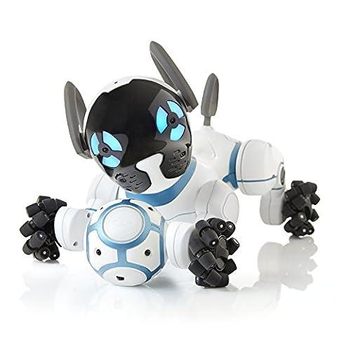 WowWee - 805 - CHiP Robot Toy Dog - Blanc
