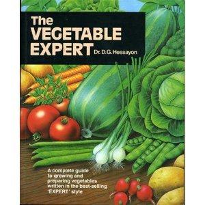 The Vegetable Expert (Expert Series)