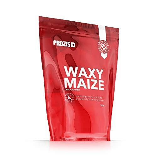 Prozis Wachsmais 900g Natürlich - Stimuliert Muskelaufbau und fördert die Erholung, Natürliche Glucide-Quelle - 22 Dosierungen -