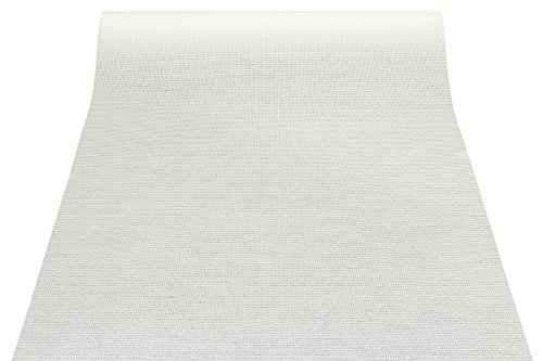 Glasfaser Tapete 25qm ÖKO-Tex Glasfasertapete Vlies 3355-01 Leinwandbindung