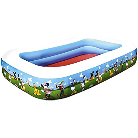 Color Baby Piscina Familiar Mickey Club House 982 L