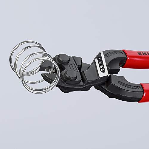Knipex 71 01 160 Cobolt S schwarz atramentiert 160 mm