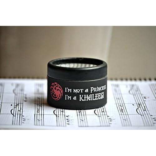 Caja de música No soy una princesa, soy una Khaleesi. Game of Thrones GOT 6