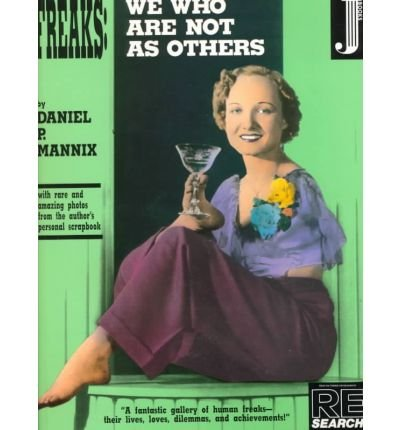 Freaks: We Who are Not as Others (Paperback) - Common