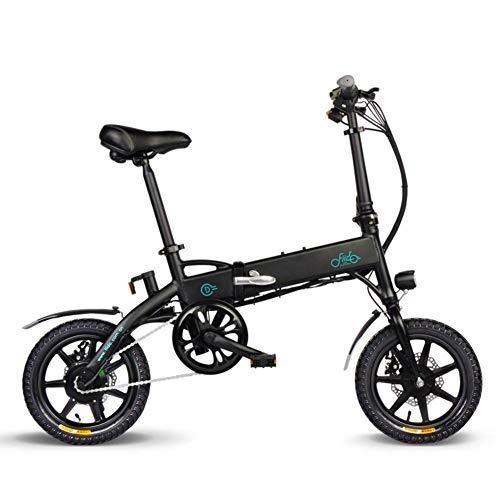 FIIDO D1 Ebike, vélo électrique léger en alliage d'aluminium pliable pour adulte, vélo...