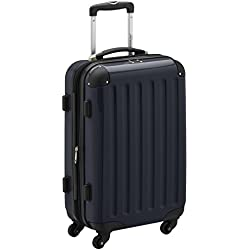 Hauptstadtkoffer - Maleta rígida con cierre TSA, color negro, talla 42 litros, 55 x 35 x 20 cm