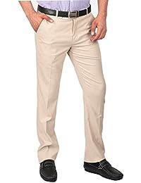 AD & AV Mens Formal Trouser 237_Mens_Trouser_2BY2_Cream_EE