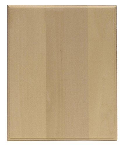 Walnuss-kunst (Walnuss Hohl Linde Rechteck Wall Plaque, Mehrfarbig, X 21,59x 1,9cm)