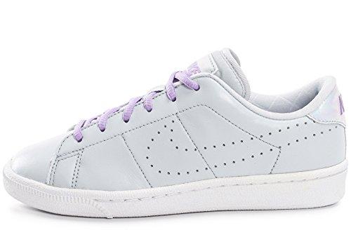 Nike Mädchen 859520-002 Turnschuhe Grau